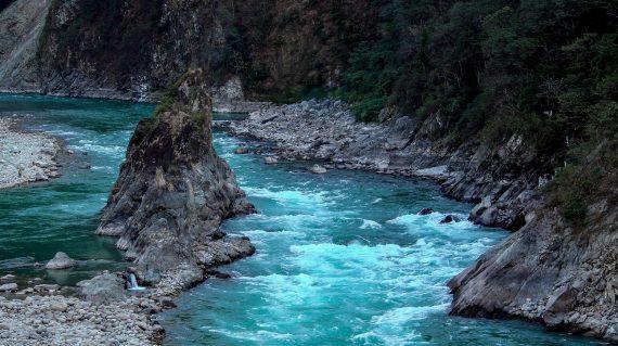 Arunachal River