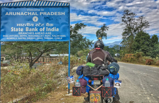 Arunachal motorcycle tours