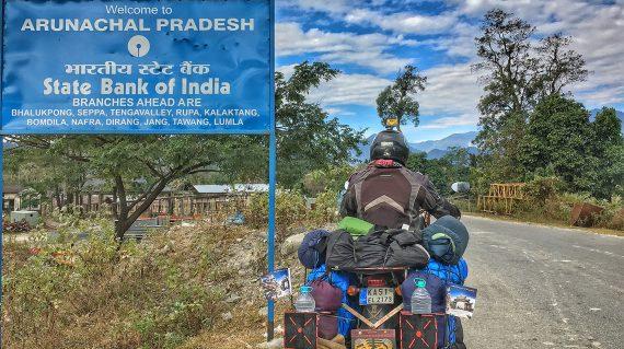 Arunachal Motorcycle Tour