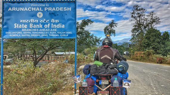 Arunachal Roads