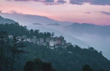 Gangtok Sunrise