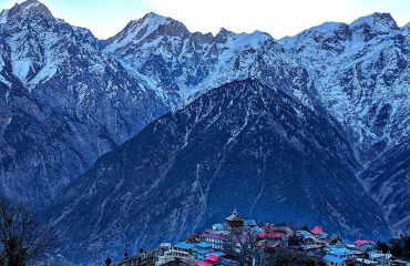 Himachal  mountains