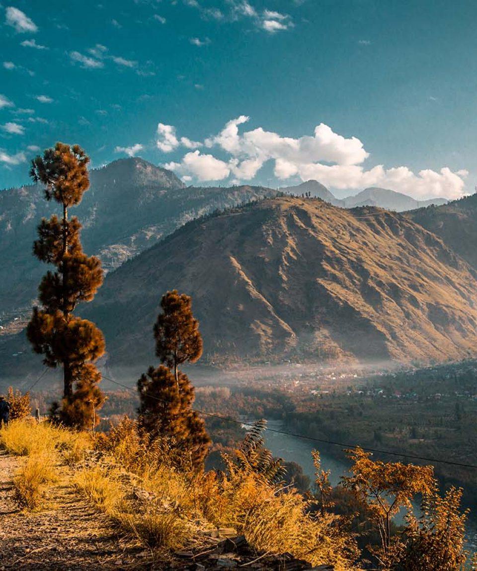 Himachal landscap
