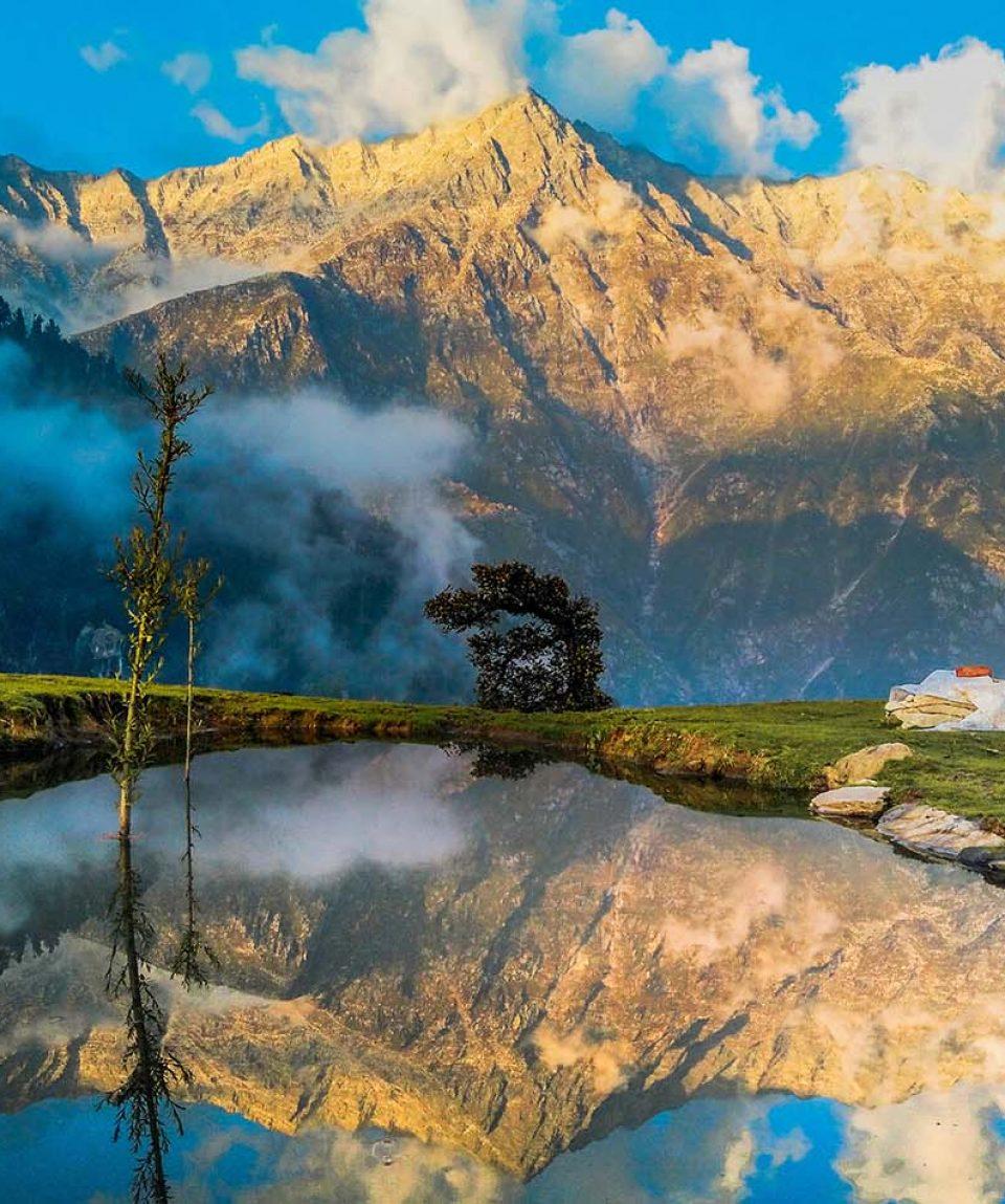 Himachal Triund Hills