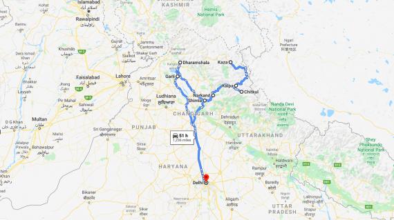 Heritage of Himachal