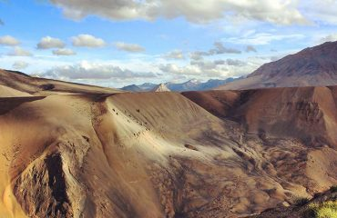 Ladakh Terrain