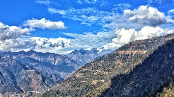 Arunachal Landscape