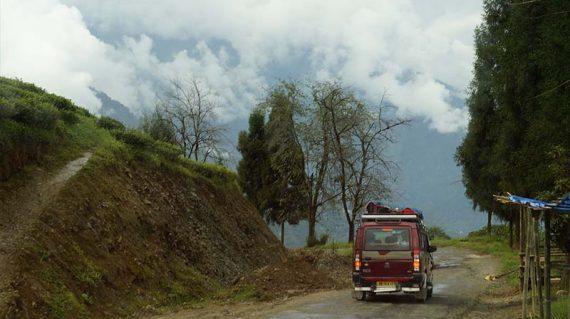 Sikkim Roads