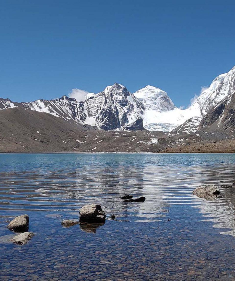Gurudonmar Lake