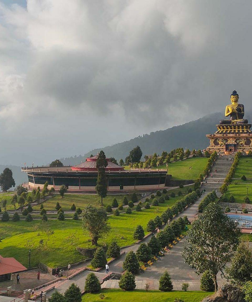 Ravangla Budha park