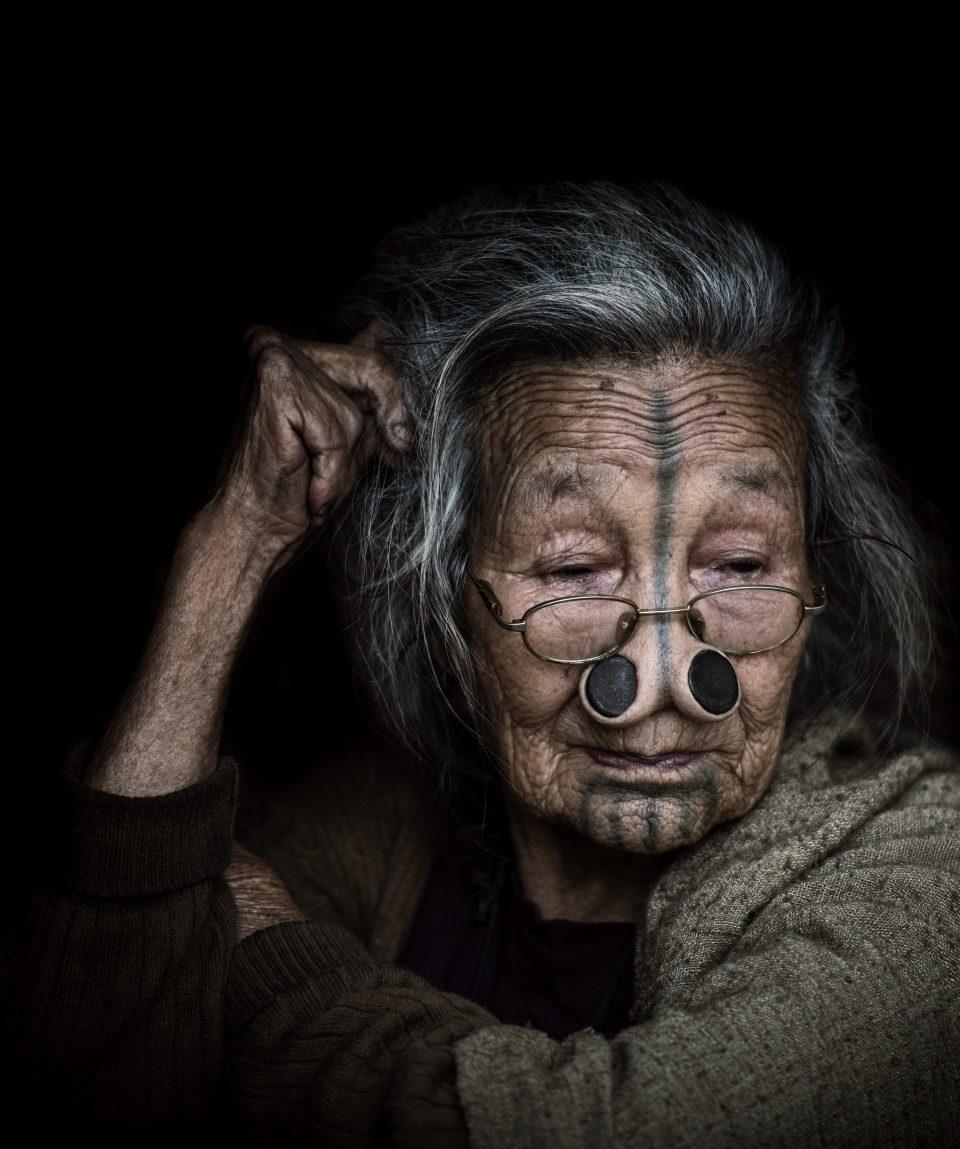 Apatani Tribe Woman