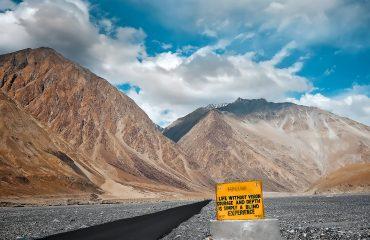Ladakh Roads