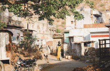 Rajasthani Village