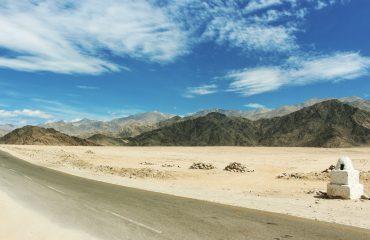 Roads in Ladakh