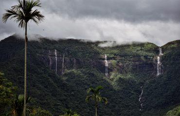 Waterfalls Meghalaya