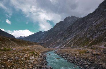 River in Spiti