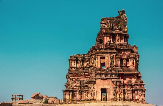 Luxury Hampi tour