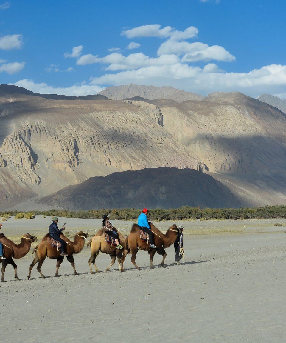 Ultimate Leh Ladakh Bike Trip