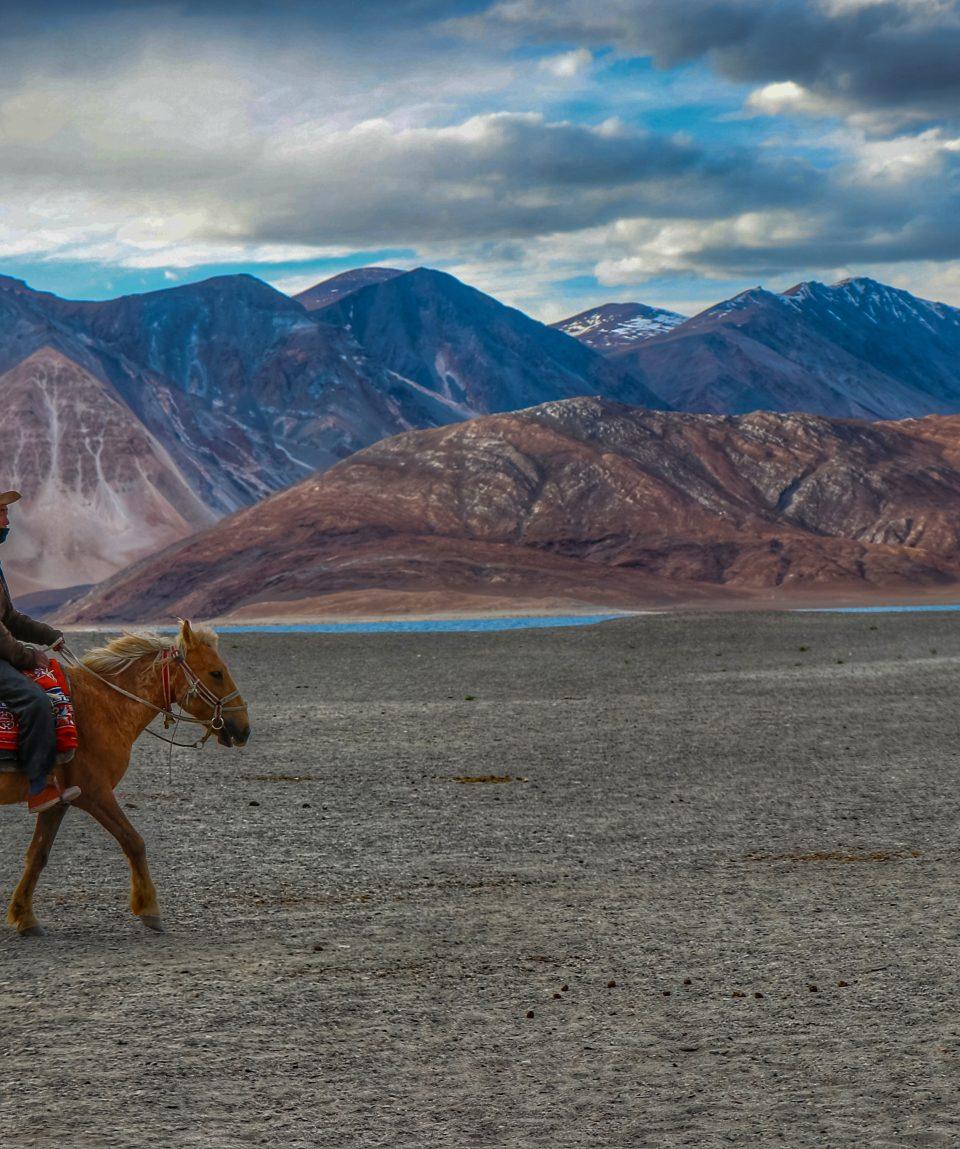 Jammu to Ladakh bike trip